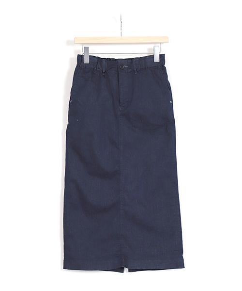 ISKOストレッチデニムタイトスカート