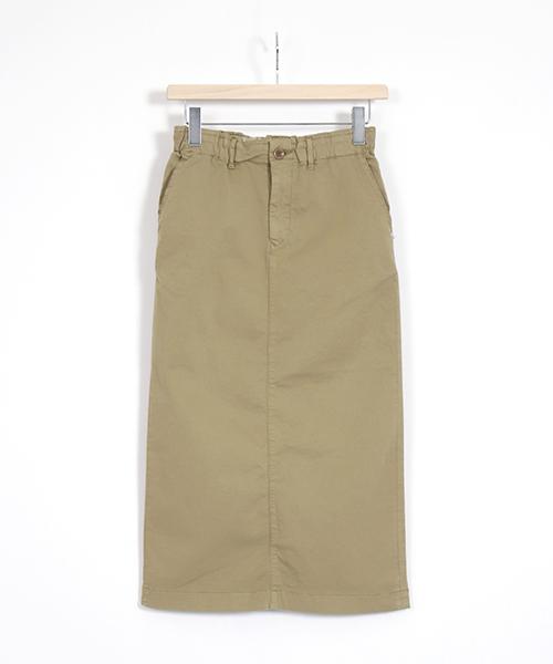 ISKOチノストレッチタイトスカート