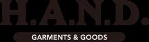 H.A.N.D GARMENT&GOODS